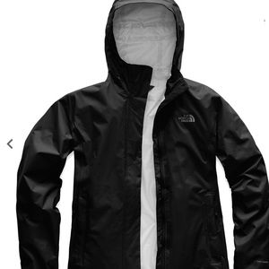 The North face raincoat hyvent 2.5L/hiking/camping